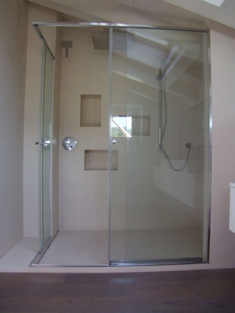 il.bagno.doccia.makro.scorrevole.cornedo.vicenza